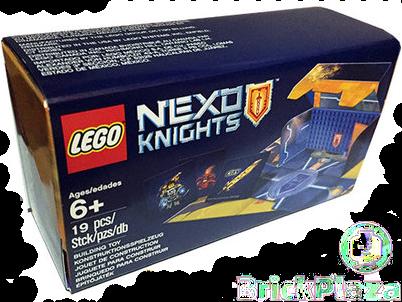 LEGO NEXO KNIGHTS™ 5004389 Gevechtsbasis