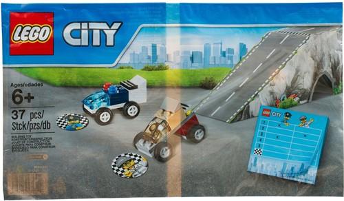 LEGO City Politie achtervolging (polybag) - 5004404