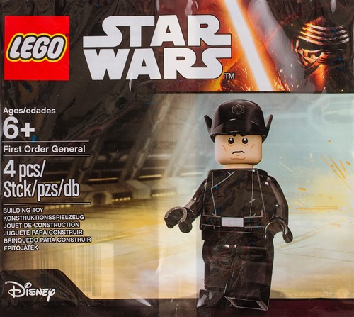 LEGO Star Wars™ First Order Generaal (polybag) - 5004406