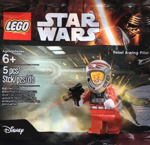 LEGO Star Wars™ Rebel A-Wing Pilot (polybag) - 5004408
