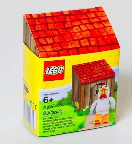 LEGO® Iconisch Pasen Minifiguur - 5004468