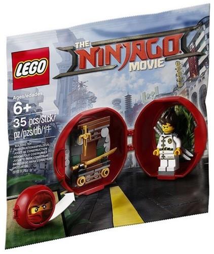 THE LEGO® NINJAGO® MOVIE Kai's Dojo Pod (polybag) - 5004916