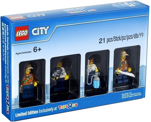 LEGO Minifigures 5004940 LEGO® City Minifiguren set