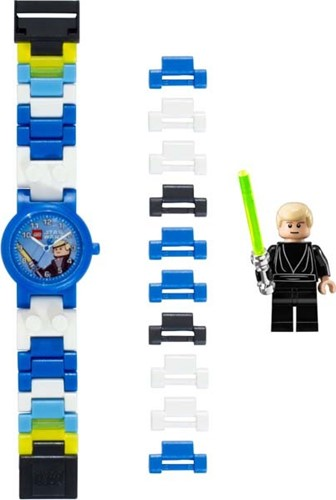 LEGO Star Wars™ Luke Skywalker™ horloge - 8020356