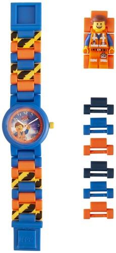 The LEGO® Movie 2™ Emmet horloge - 8021445