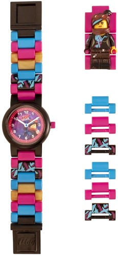 The LEGO® Movie 2™ Wyldstyle horloge - 8021452