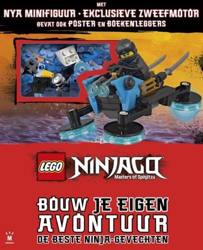 LEGO® NINJAGO®: Bouw je eigen avontuur - De beste Ninja-gevechten