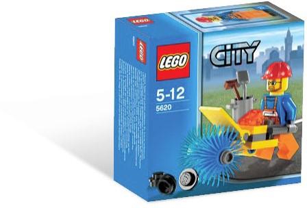 LEGO City 5620 Straatveger