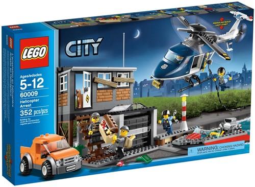 LEGO City 60009 Helikopter arrestatie