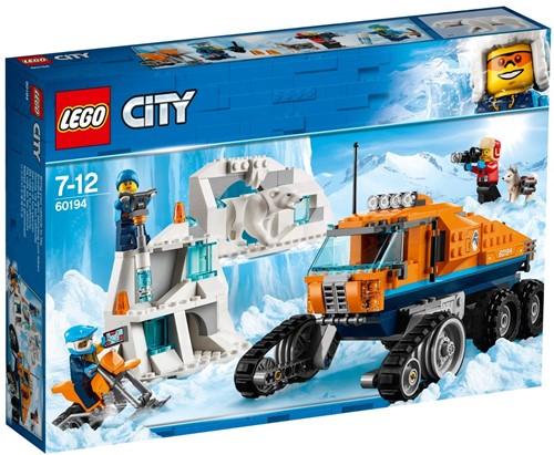 LEGO City Poolonderzoekstruck - 60194