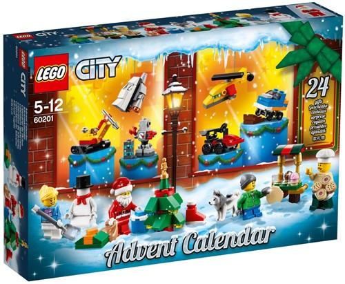 LEGO® City Adventskalender - 60201   Advent 2018