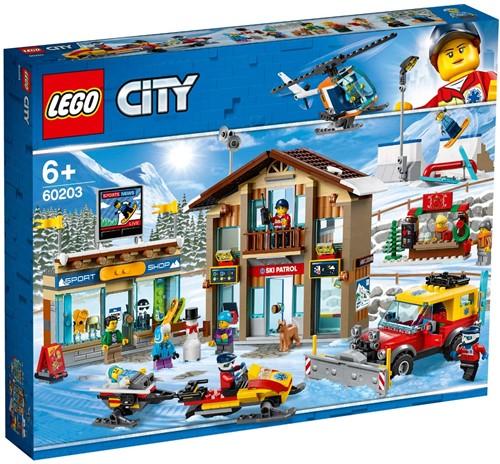 LEGO City 60203 Ski-resort