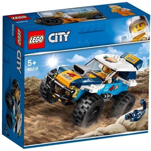 LEGO City Woestijn rallywagen - 60218