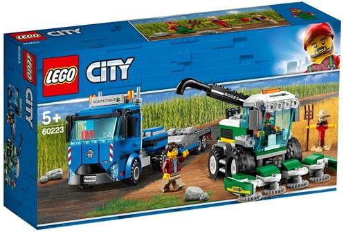 LEGO City Maaidorser transport - 60223