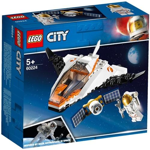 LEGO City Satelliettransportmissie - 60224