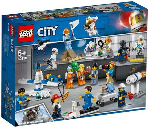 LEGO City Personenset - ruimteonderzoek - 60230