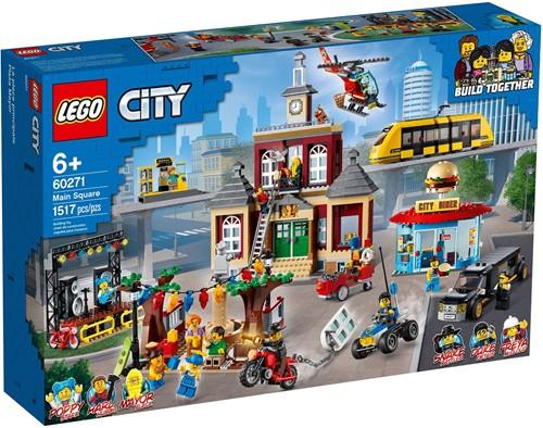 LEGO City Marktplein - 60271