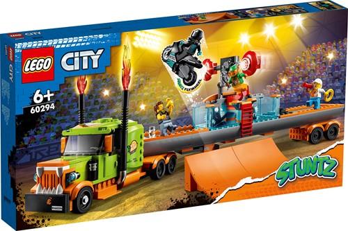 LEGO City Stuntshowtruck - 60294