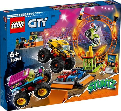 LEGO City Stuntshow arena - 60295