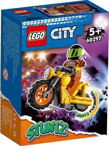 LEGO City Sloop stuntmotor - 60297