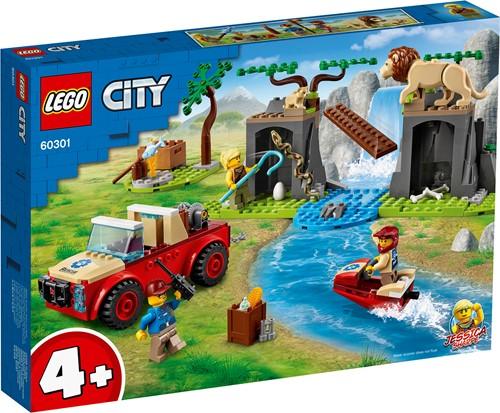 LEGO City Wildlife Rescue off-roader - 60301
