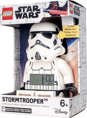 LEGO Star Wars™ Stormtrooper™ Alarmklok - 7001019