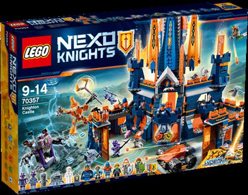 LEGO NEXO KNIGHTS™ 70357 Knighton kasteel