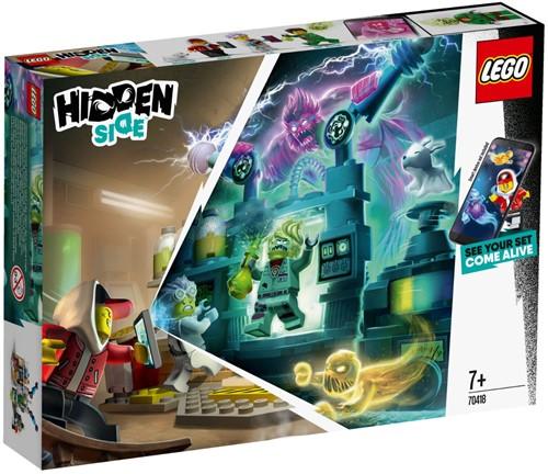LEGO Hidden Side™ J.B.'s spooklab - 70418