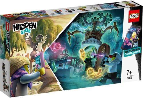 LEGO Hidden Side™ Kerkhofmysterie - 70420