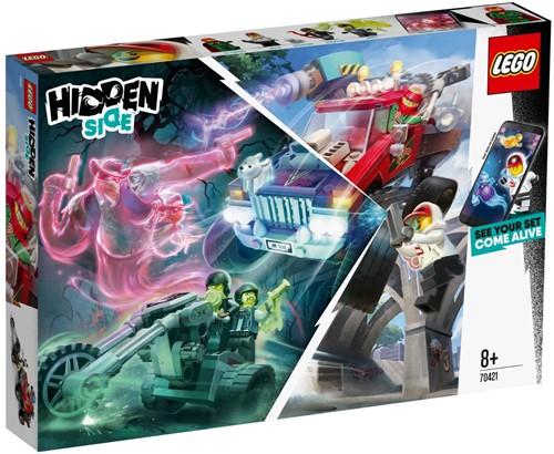 LEGO Hidden Side™ El Fuego's stunttruck - 70421