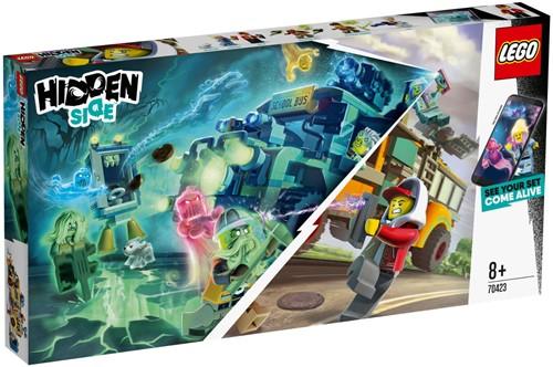 LEGO Hidden Side™ 70423 Paranormale interceptiebus 3000