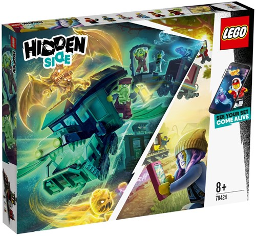 LEGO Hidden Side™ 70424 Spookexpress