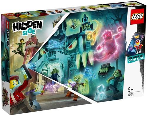 LEGO Hidden Side™ 70425 De Newbury Spookschool
