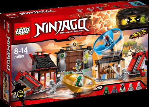 LEGO NINJAGO™ 70590 Airjitzu Arena