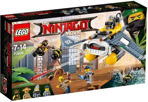 THE LEGO® NINJAGO® MOVIE™ 70609 Mantarog bommenwerper