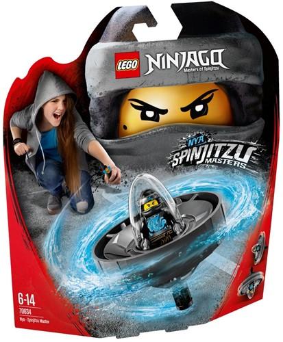 LEGO NINJAGO™ 70634 Nya - Spinjitzumeester