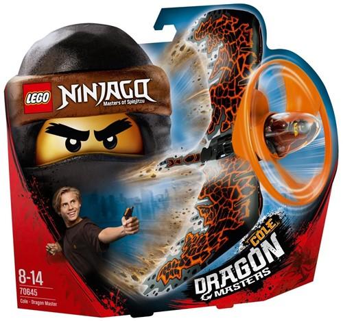 LEGO NINJAGO™ Cole - Drakenmeester - 70645