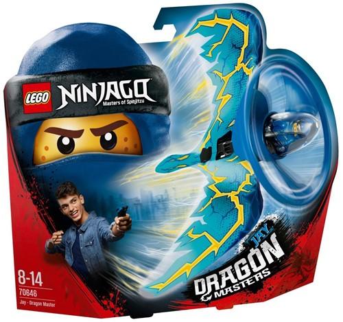 LEGO NINJAGO™ Jay - Drakenmeester - 70646