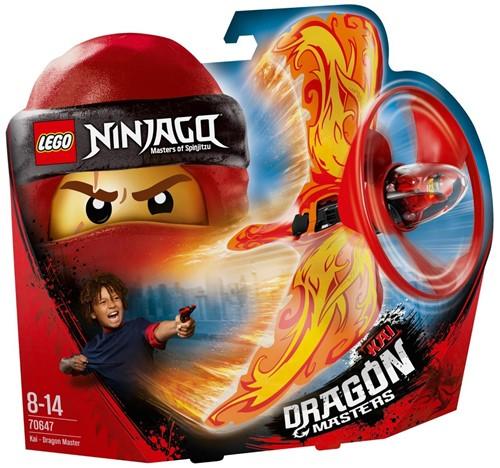 LEGO NINJAGO™ 70647 Kai - Drakenmeester