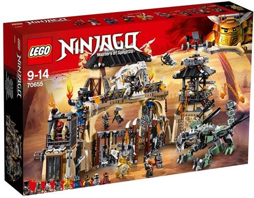 LEGO NINJAGO® Drakenkuil - 70655