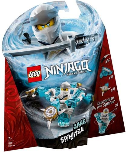 LEGO NINJAGO® Spinjitzu Zane - 70661