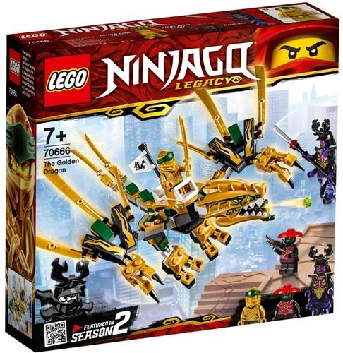 LEGO NINJAGO® De Gouden Draak - 70666