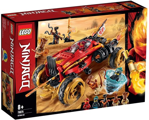 LEGO NINJAGO® Katana 4x4 - 70675