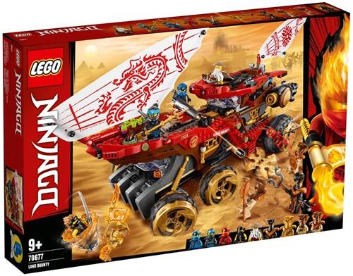 LEGO NINJAGO® 70677 Landbounty