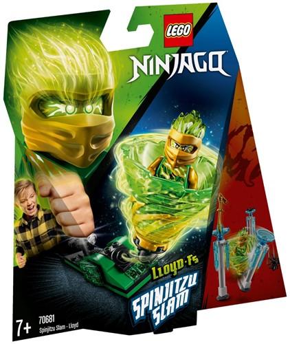 LEGO NINJAGO® Spinjitzu Slam - Lloyd - 70681