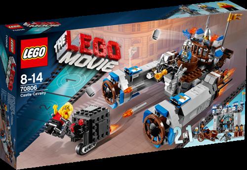 The LEGO® Movie™ 70806 Kasteelcavalerie