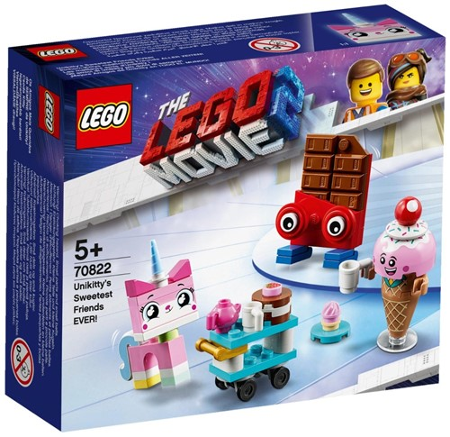 The LEGO® Movie 2™ De ALLERLIEFSTE vrienden van Unikitty! - 70822
