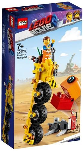 The LEGO® Movie 2™ 70823 Emmets driewieler!