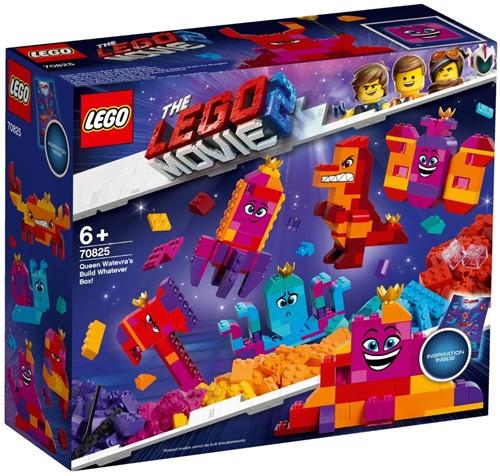 The LEGO® Movie 2™ 70825 Koningin Wiedanook Watdanook's Bouw iets doos!