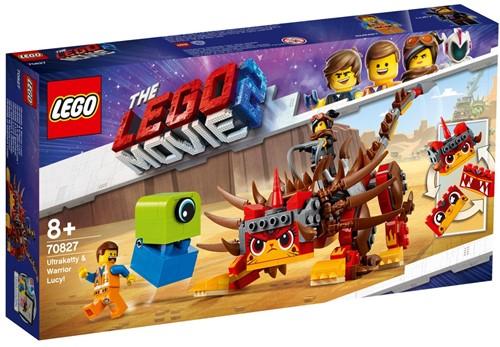 The LEGO® Movie 2™ 70827 Ultrakatty & strijder Lucy!